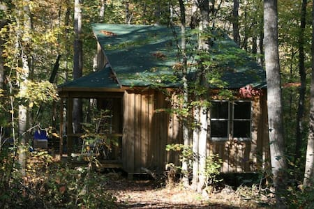 The Cabin at River Hills - Rixeyville - Cabane