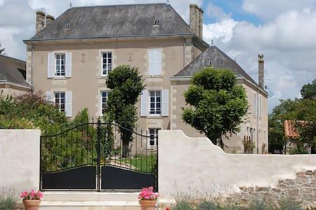 Petit Manoir - Saint-Cyr-des-Gâts