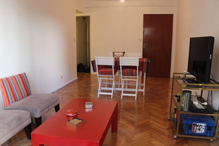 Departamento en Belgrano R para 4 personas - บัวโนสไอเรส - อพาร์ทเมนท์
