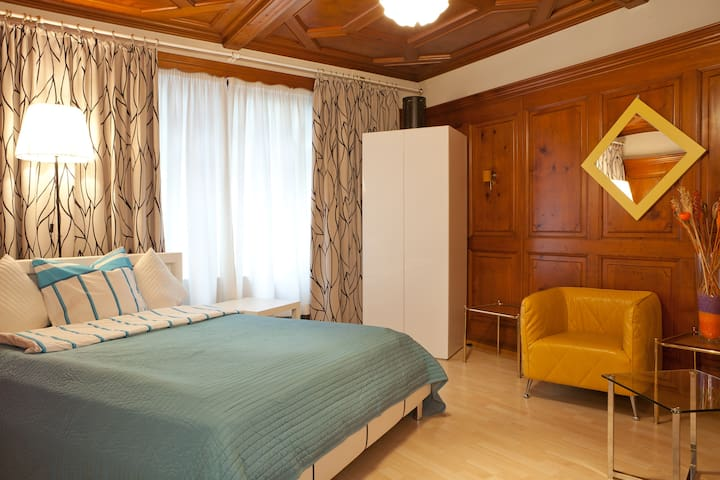 Beautiful, Big 1.5-Room Apartment (50 sq m)