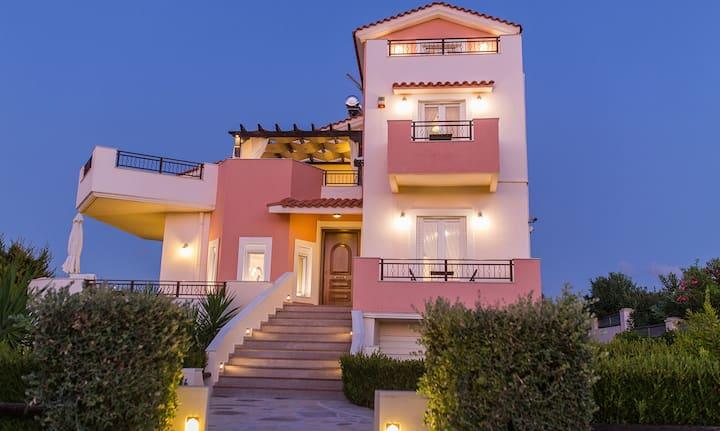 Villa Faye at Rethymno