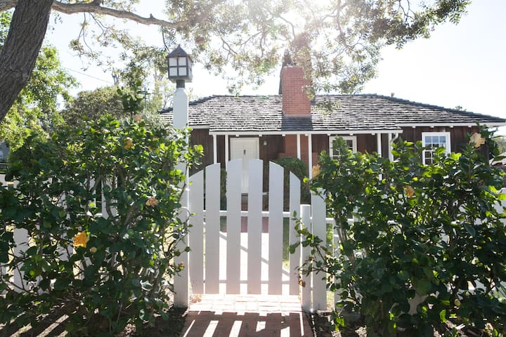 La Jolla Shores Beach Cottage
