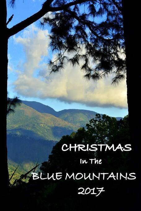 View of Blue Mountain Peak