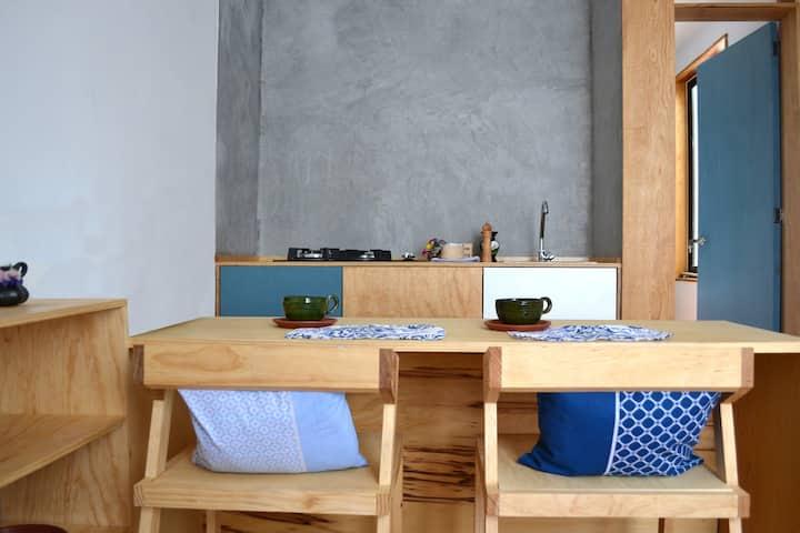 Casa Capechik. Cozy small apartment near downtown