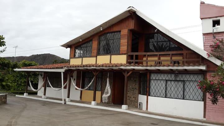 Villa Vacacional Ambuqui #Chalet#Casa de campo#B&B
