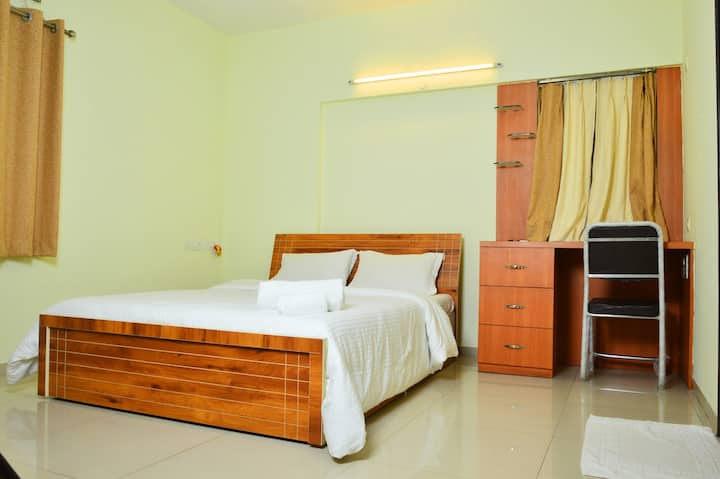 Deluxe room for long stay