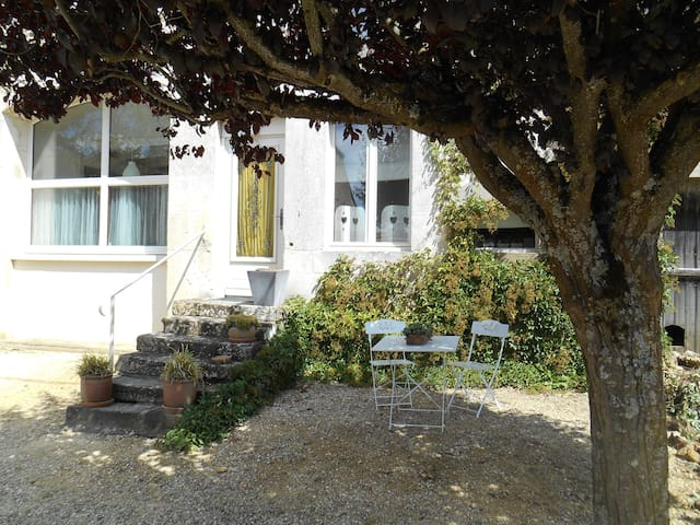 CHAMPAGNE ARDENNE  : ontstressingshuis