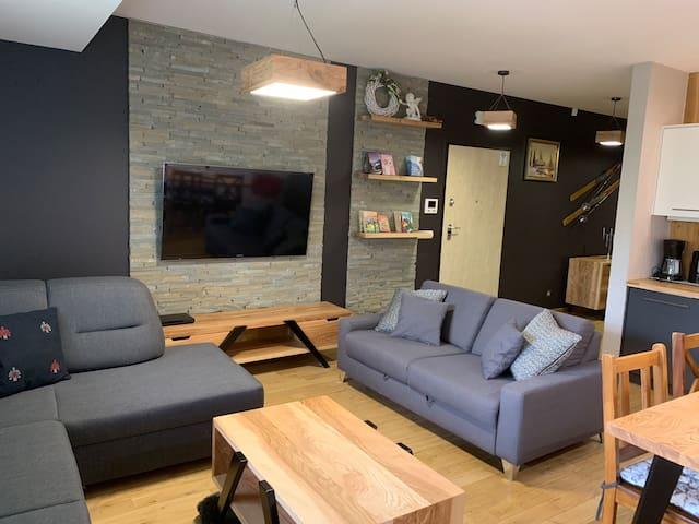 Serce Zakopanego Apartament Stara Polana