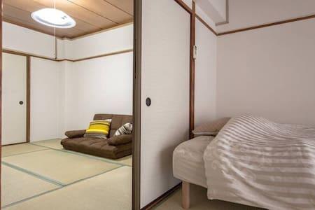 新大阪駅より5分!広々したお部屋です!!D10 - 大阪市