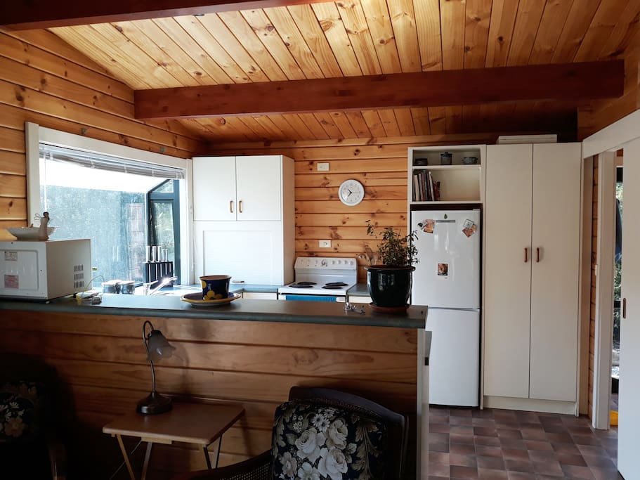 Kitchen / living