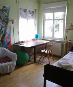 Möbliertes Zimmer + Küche + Bad + INTERNET - Villingen-Schwenningen