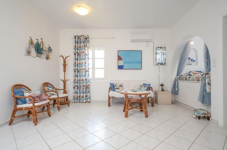 ANASTAZIA apartment, Agia Anna - Naxos