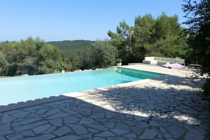 Apartment with swimming pool - Valbonne - Daire