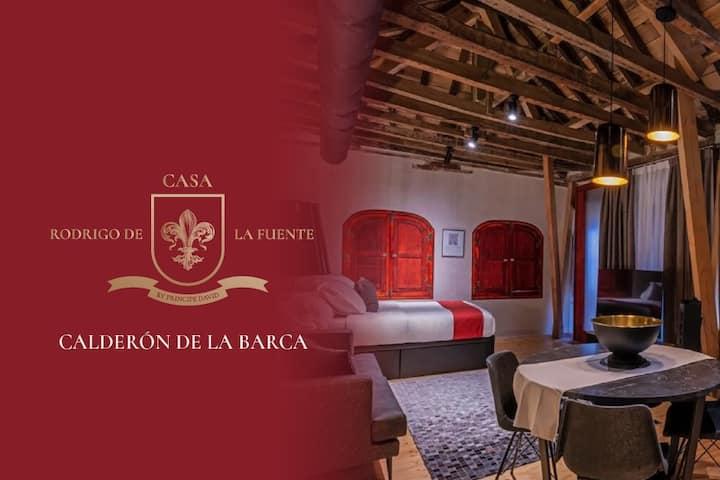 """Apartamento Historico """" Calderón de la Barca """""""