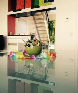 *Shanti House* - Leuven - 公寓