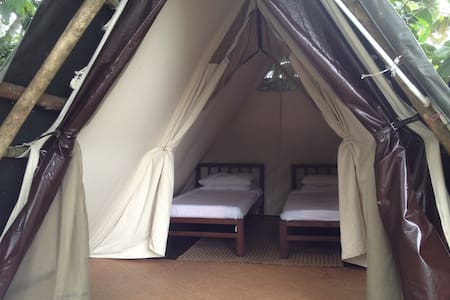 Glamping Tents - SIbut