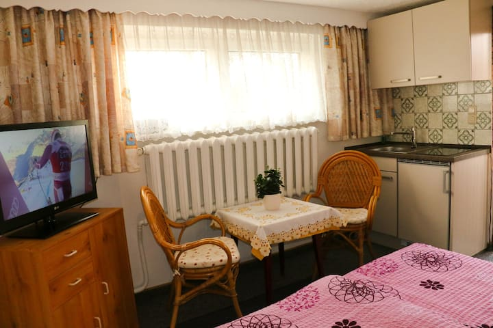 Doppelzimmer in Kühlungsborn