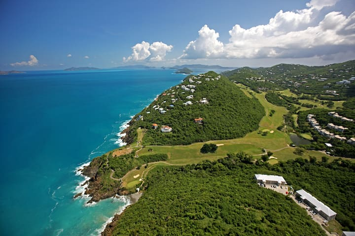 Paradise Found! Beach,Golf, Relax! - St. Thomas
