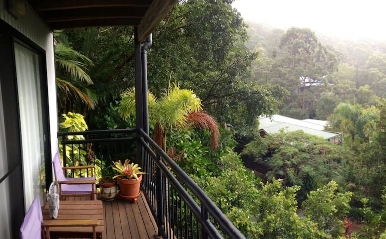 Blissful Buderim Private Retreat - Buderim - Apartment