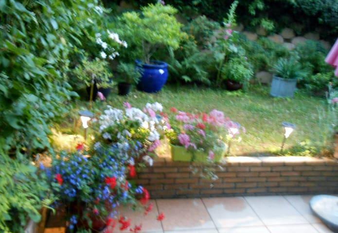 deux pièces  - terrasse - jardinet - Rueil-Malmaison - Condominium