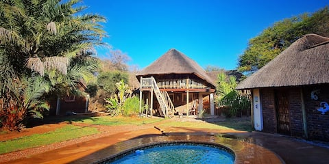Sitatunga Safaris Lodge and Tentcamp
