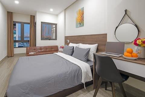 Tiditel Apartment - One Bedroom Apt w/ city view