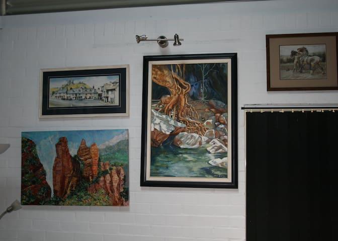 Naomi Grant Art Studio - Belhus - Apartamento