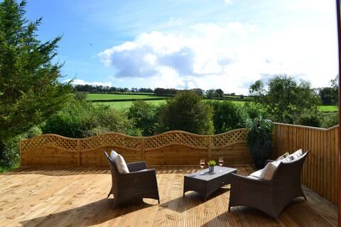 Luksuriøs privat suite, Milton Combe, West Dartmoor