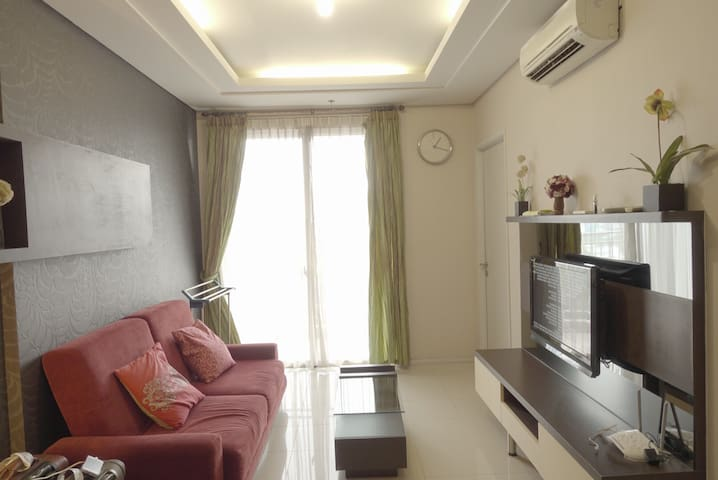 Cozy apartment near to Kota Kasablanka