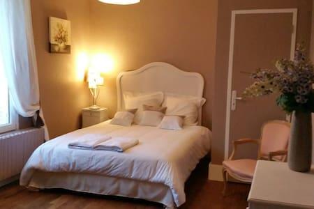 Chambre double - proche Disneyland - Nanteuil-lès-Meaux - Dom