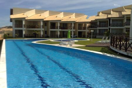 Natal .Buzios Beach Club. Apt. B24 - Nísia Floresta - Wohnung