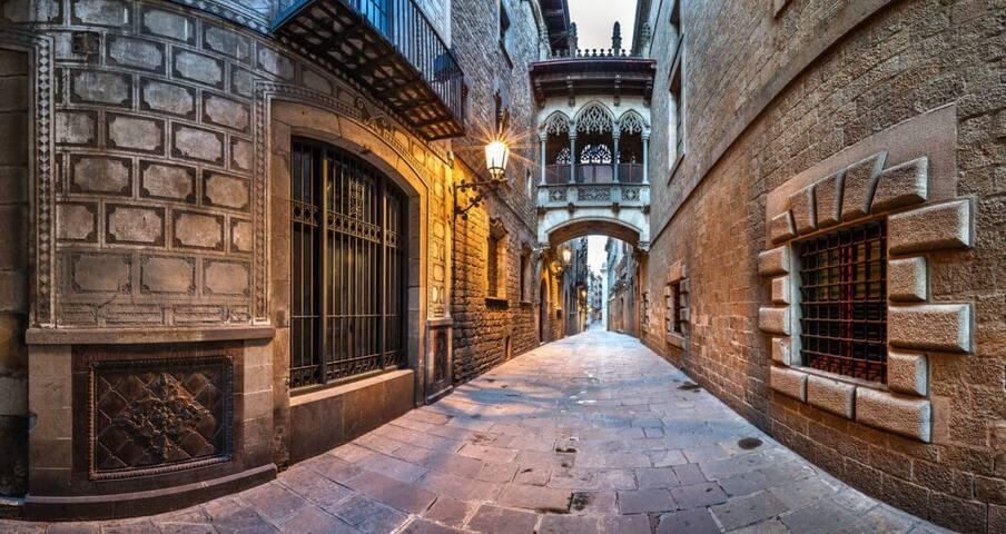 Centro Barcelona