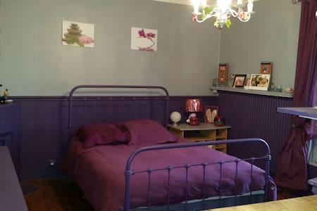 La chambre d'Adeline - Nanteuil les meaux