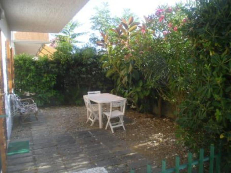 patio esterno