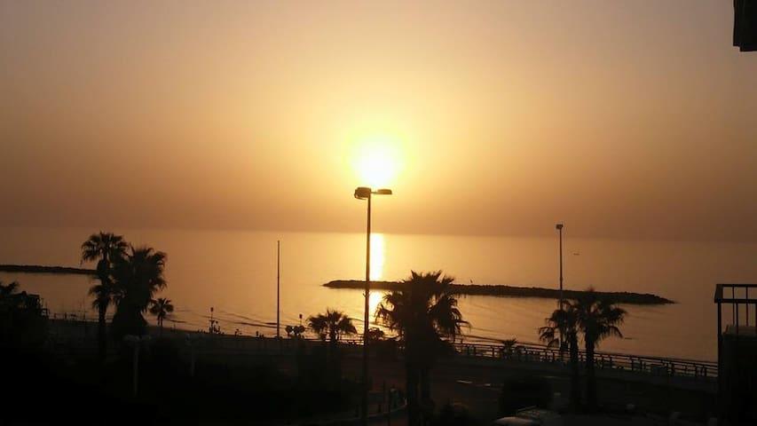Beach Front Apt. - Tel Aviv-Yafo - Apartment