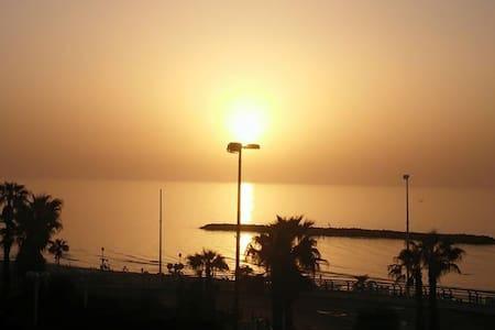 Beach Front Apt. - Tel Aviv-Yafo