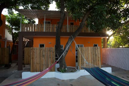 Chez Jacques - Single Room with A/C - Tamarin - Bed & Breakfast