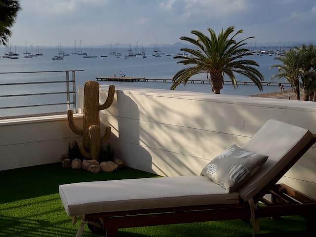 Beach & Golf House, Santiago de la Ribera - Santiago de la Ribera - Flat