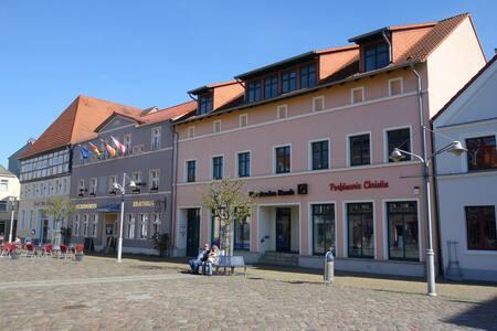 Moderne Ferienwohnung im Seebad Ueckermünde - Ueckermünde - Wohnung