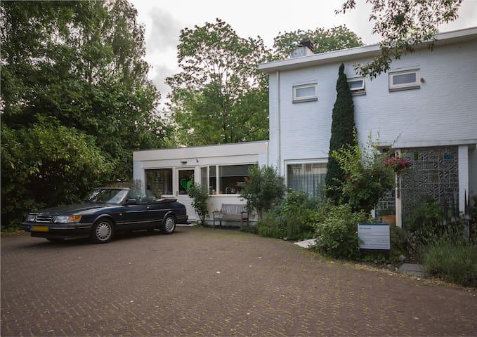 Ruim appartement in oase van rust - Den Haag - Villa