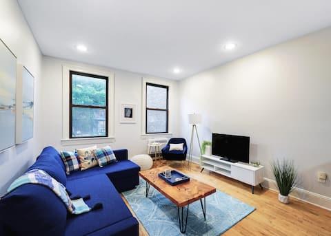 Relaxing Hoboken Getaway <20 min to NYC