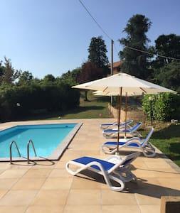 Affitto casa campagna con piscina - House