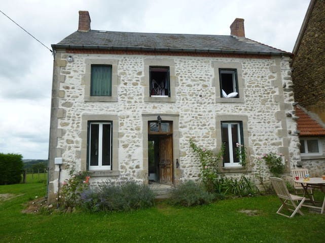 Country House in the Combrailles - Marcillat-en-Combraille - House