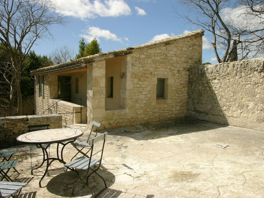 Mas du coll ge mas traditionnel villas for rent in - Chambre agriculture languedoc roussillon ...