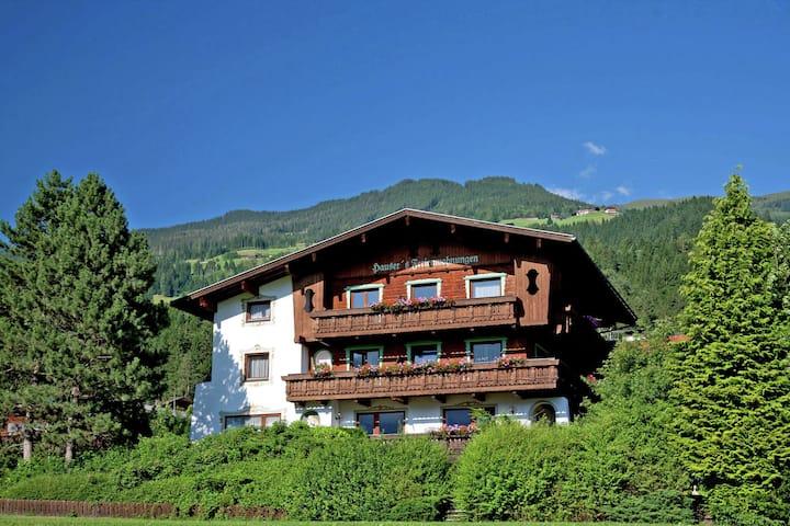 Apartment in Hart im Zillertal with Garden, Balcony, Parking