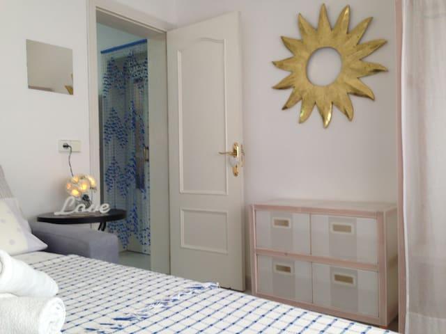 Acogedora habitación cerca del mar - Es Pujols - Hus