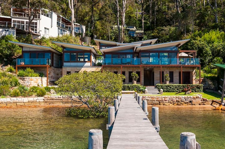 Pittwater waterfront - 10 minutes to Palm Beach - Scotland Island