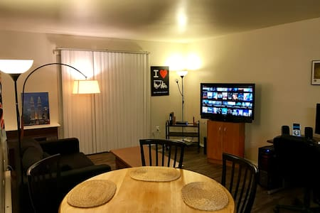 Cozy 1 Bedroom Apartment - Ann Arbor - Flat