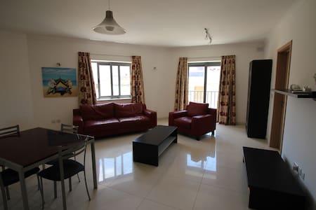 1 Bedroom Apartment - FLT12 - Naxxar