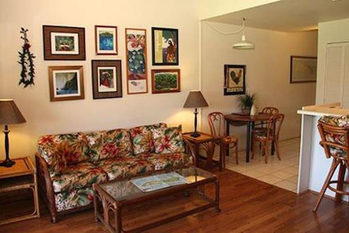Molokai Shores 316 - Kaunakakai - Wohnung